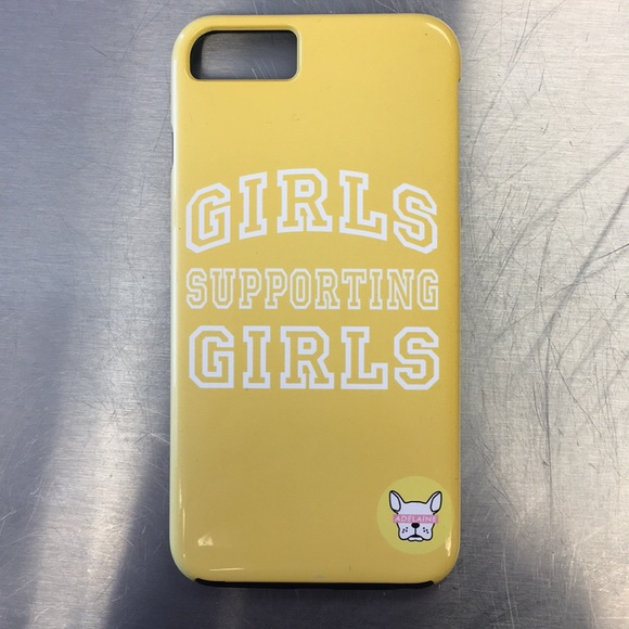 low priced de3f6 fe1e5 Adelaine Morin Girls Supporting Girls Phone Case